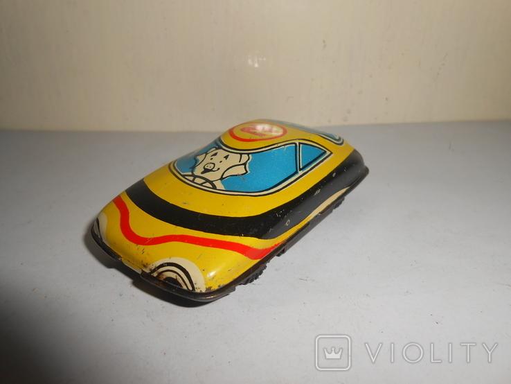 Машинка Стрела Детская игрушка СССР, фото №2