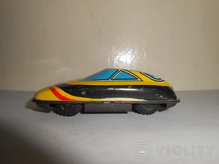 Машинка Стрела Детская игрушка СССР, фото №4