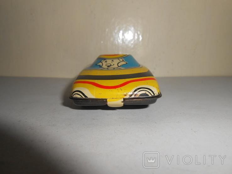 Машинка Стрела Детская игрушка СССР, фото №6
