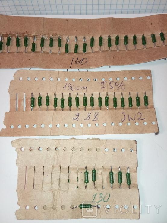 Резистори 130 Ом, фото №3