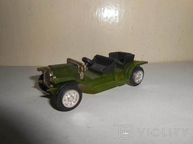 Машина Детская игрушка СССР, фото №2