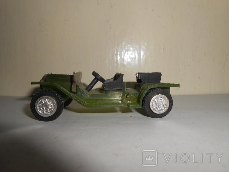 Машина Детская игрушка СССР, фото №3