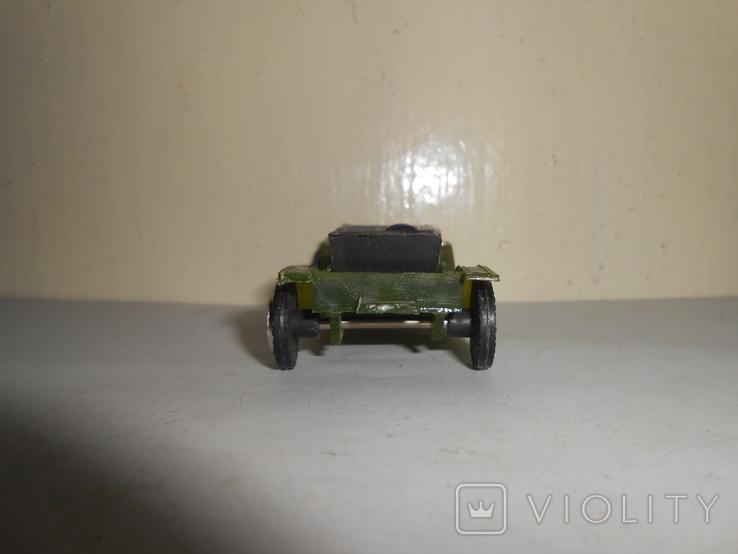 Машина Детская игрушка СССР, фото №6