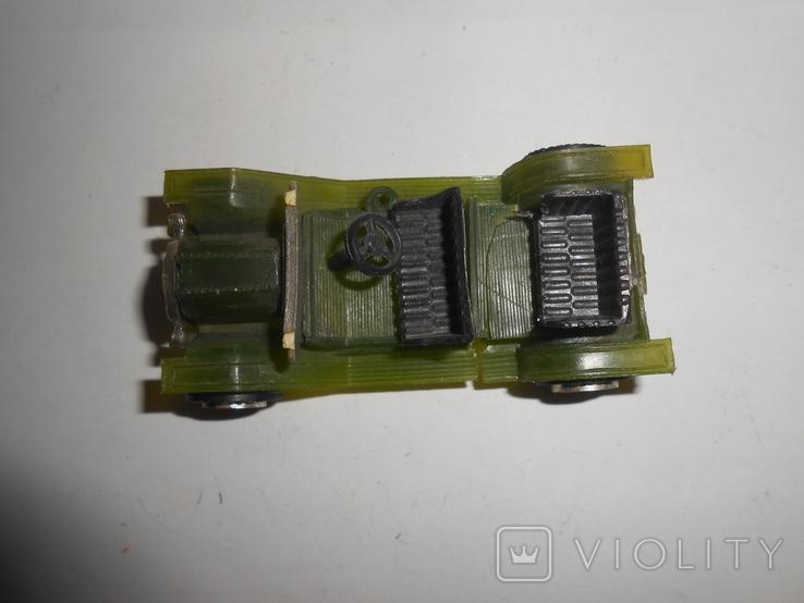 Машина Детская игрушка СССР, фото №7