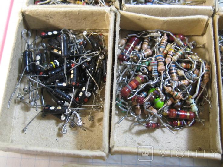 Радиодетали, разное №3, фото №7
