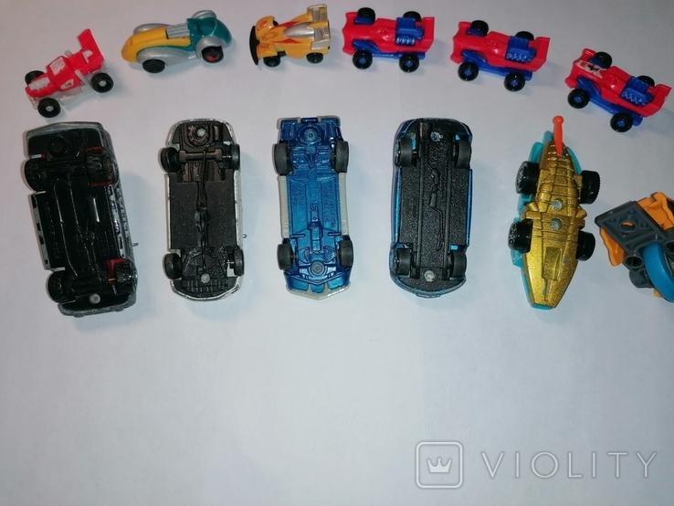Машинки пластик металл, фото №8