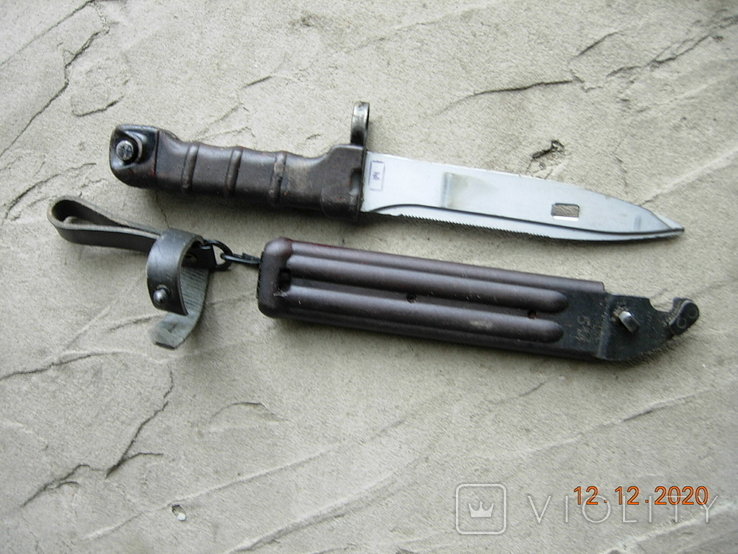 Штык-нож АК-74 СССР., фото №5