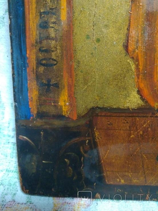 Икона Богородицы. Нерушимая стена., фото №7