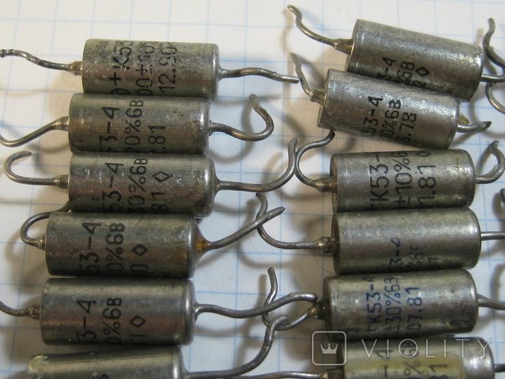 К53-4 конденсаторы, фото №3