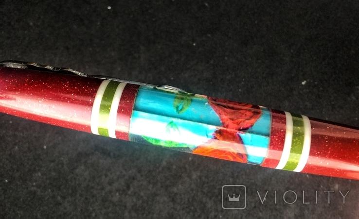Шариковая ручка ИТК, фото №6