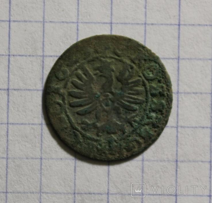 Грошик 1623 года., фото №3