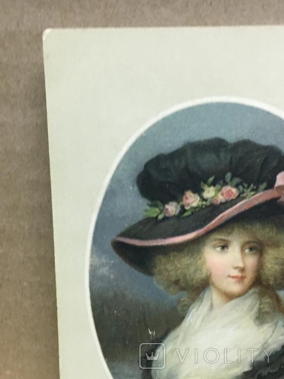 Девушка в шляпке, фото №7