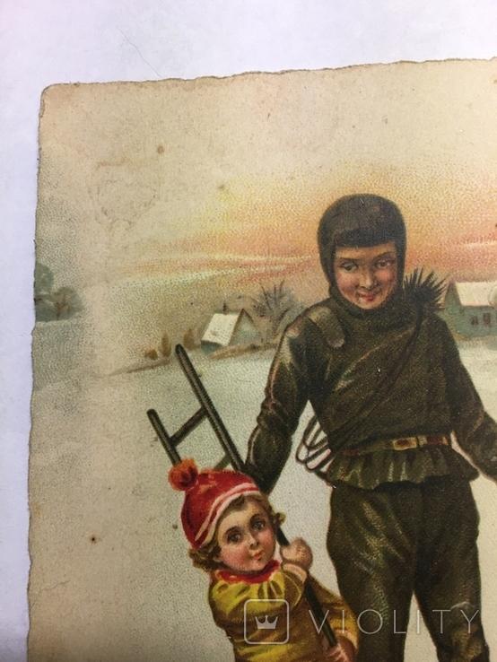 открытка, фото №3