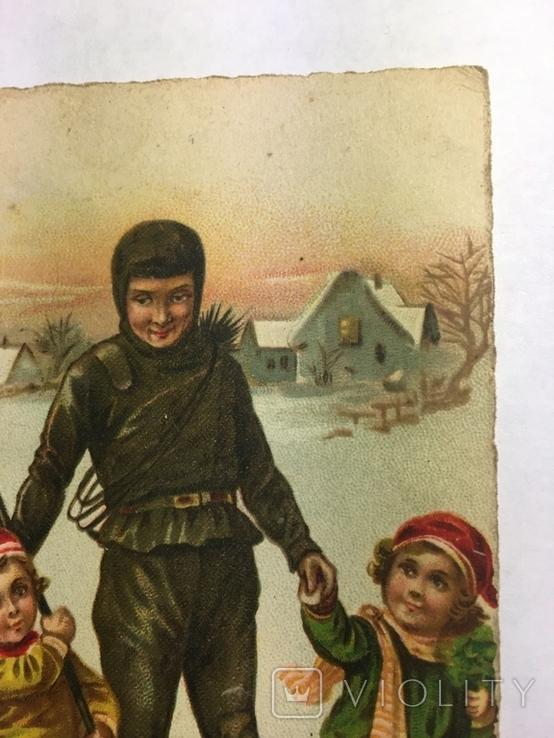 открытка, фото №4