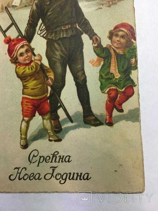 открытка, фото №6