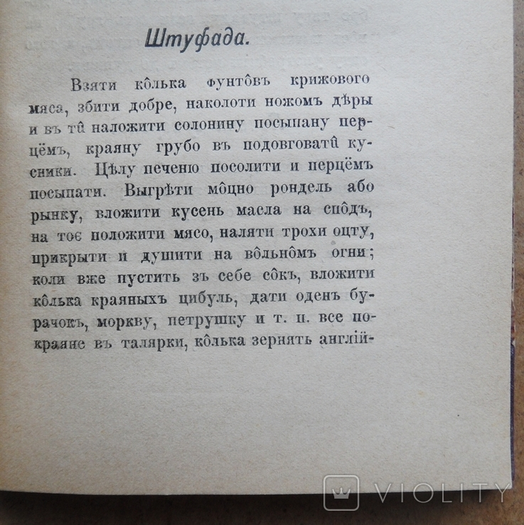 Кухарка руска. Флорентина, Ванда. Часть 1., фото №5