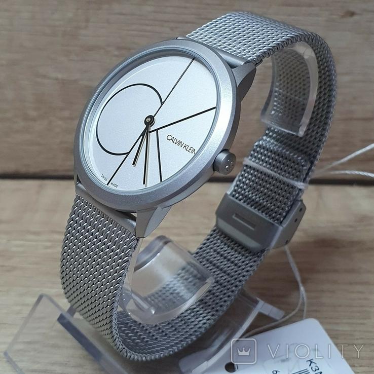 Новые Женские часы Calvin Klein K3M5215X, фото №7