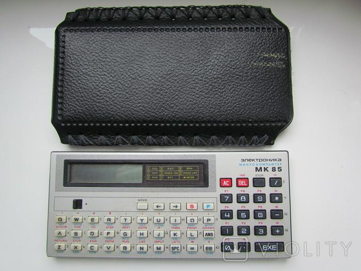 Микрокомпьютер Электроника МК 85, фото №2