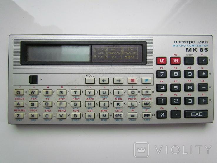 Микрокомпьютер Электроника МК 85, фото №3