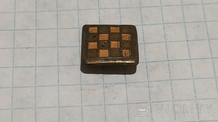 Пуговица в эмалях, фото №4