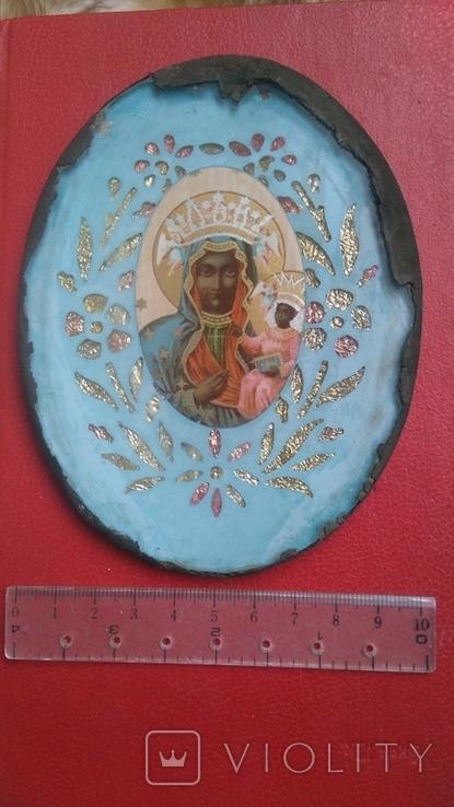 Ченстоховская икона Божий Матери, фото №6