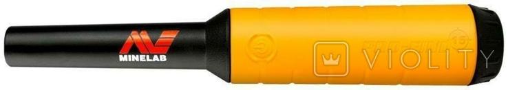 Металлоискатель Minelab E-TRAC Universal + пинпоинтер Minelab Pro-Find 15 и сумка Minelab, фото №7