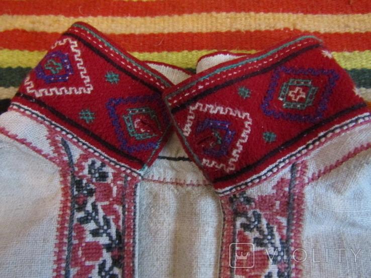 ЗахіднеПоділля. Старовинна вишита сорочка(чоловіча)., фото №5