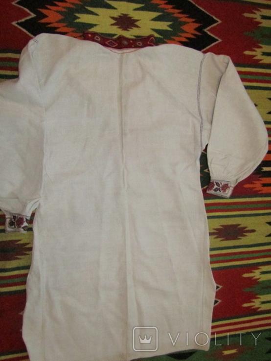 ЗахіднеПоділля. Старовинна вишита сорочка(чоловіча)., фото №7