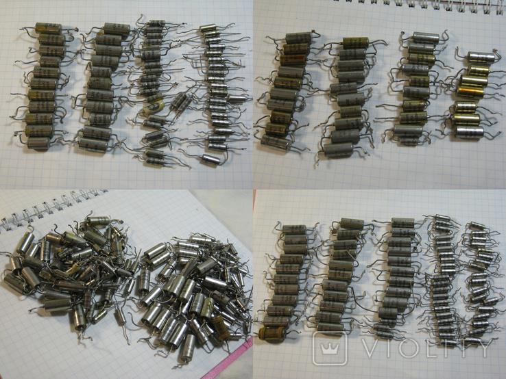 К53-14 конденсаторы, 174 шт., фото №2