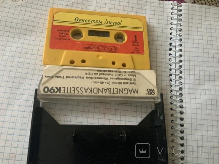 Аудио касета, фото №3