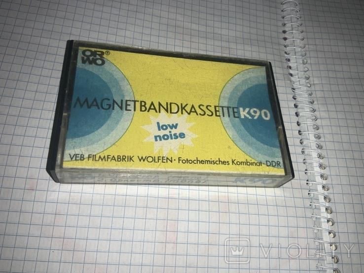 Аудио касета, фото №4