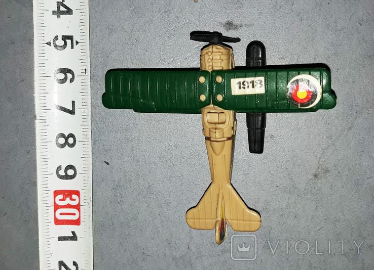 Модель гидросамолёт 1918 F.D, фото №2
