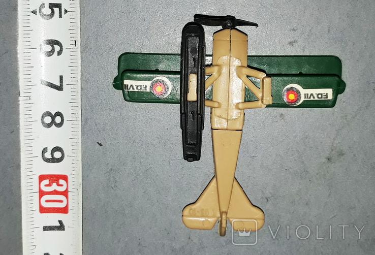 Модель гидросамолёт 1918 F.D, фото №3