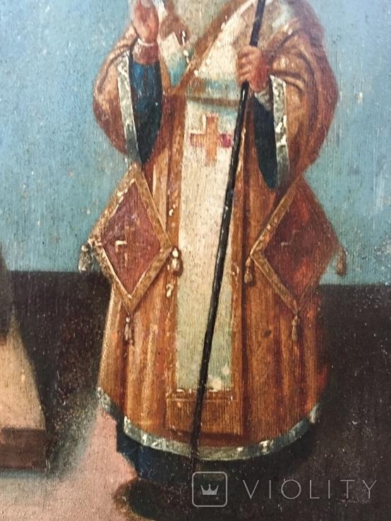 Икона Гермоген Патриарх Московский, фото №5
