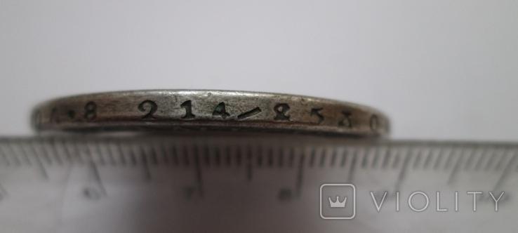 1 рубль 1807 года Копия, фото №4