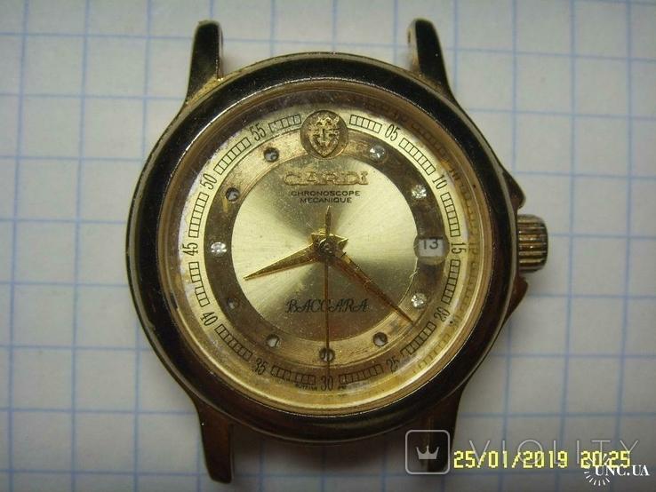 Часы CARDI BACCARA механические женские под ремонт., фото №2