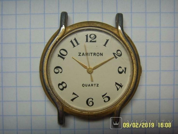 Часы ZARITRON Под ремонт., фото №2