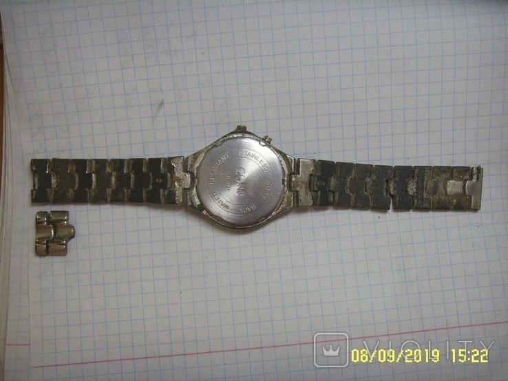 Часы Мужские COSS кварц. На запчасти., фото №6