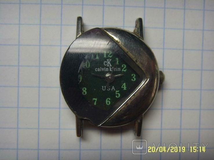Часы СК женские. Не рабочие.., фото №2