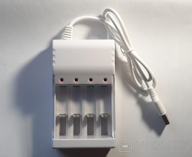 Универсальное зарядное устройство, фото №3