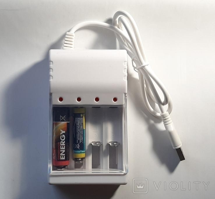 Универсальное зарядное устройство, фото №4