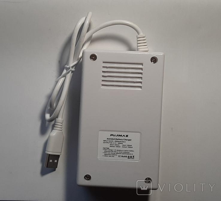 Универсальное зарядное устройство, фото №5