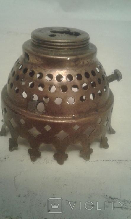 Бронзовая-часть-лампы-вес-50гр, фото №4