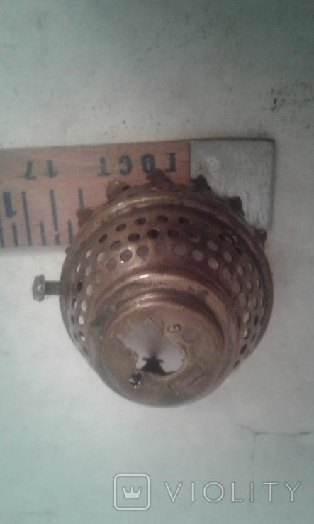 Бронзовая-часть-лампы-вес-50гр, фото №5
