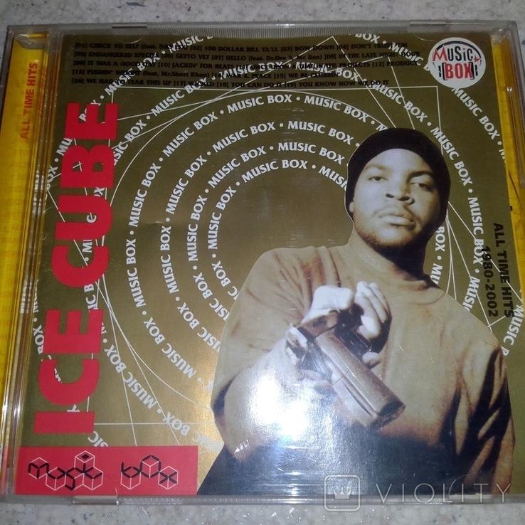 Диск с альбомом Ice Cube, фото №2