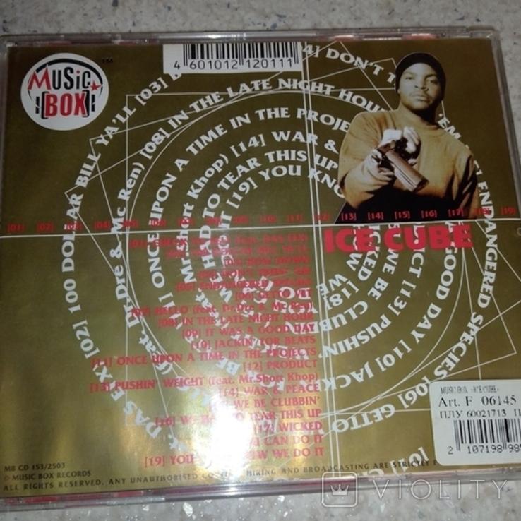 Диск с альбомом Ice Cube, фото №3