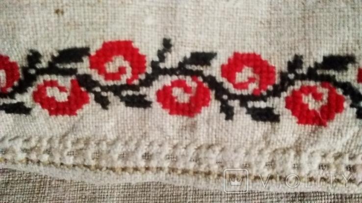 Старинная  вышиванка, фото №9
