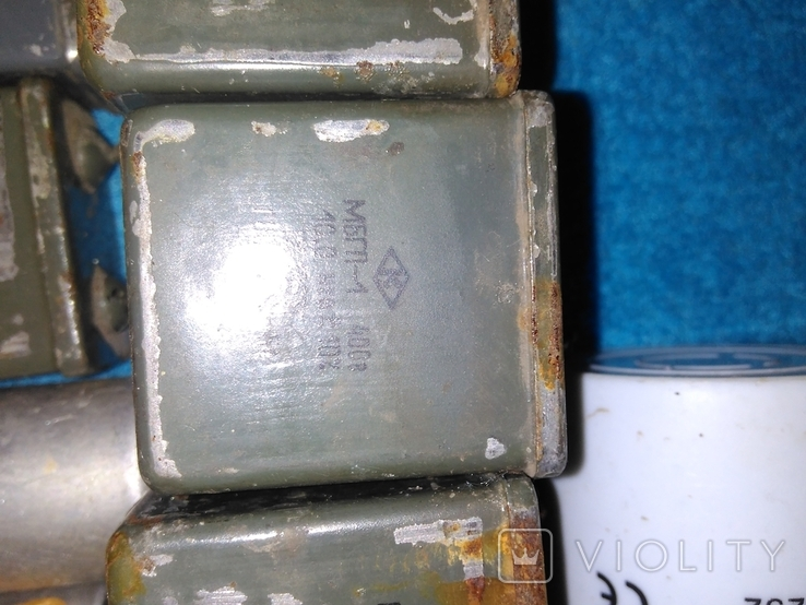 Лот конденсаторов, фото №10