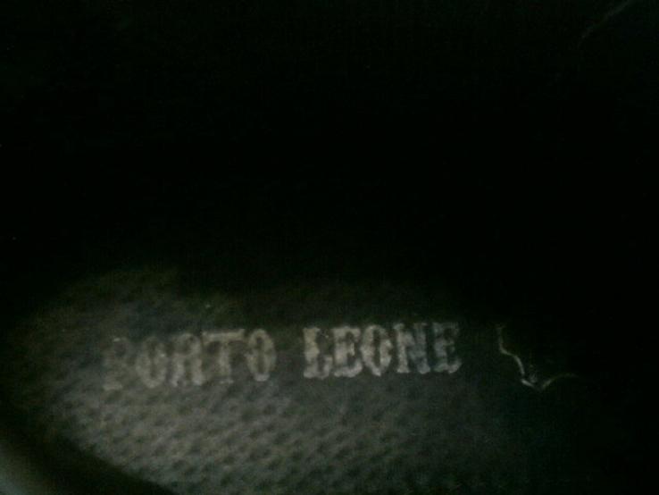 Porto Leone - фирменные кожаные ботинки разм.40, фото №6