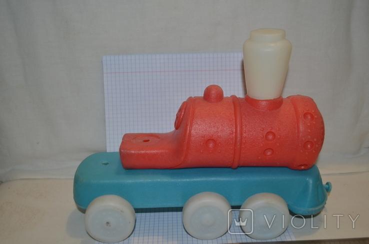 Поезд, фото №4